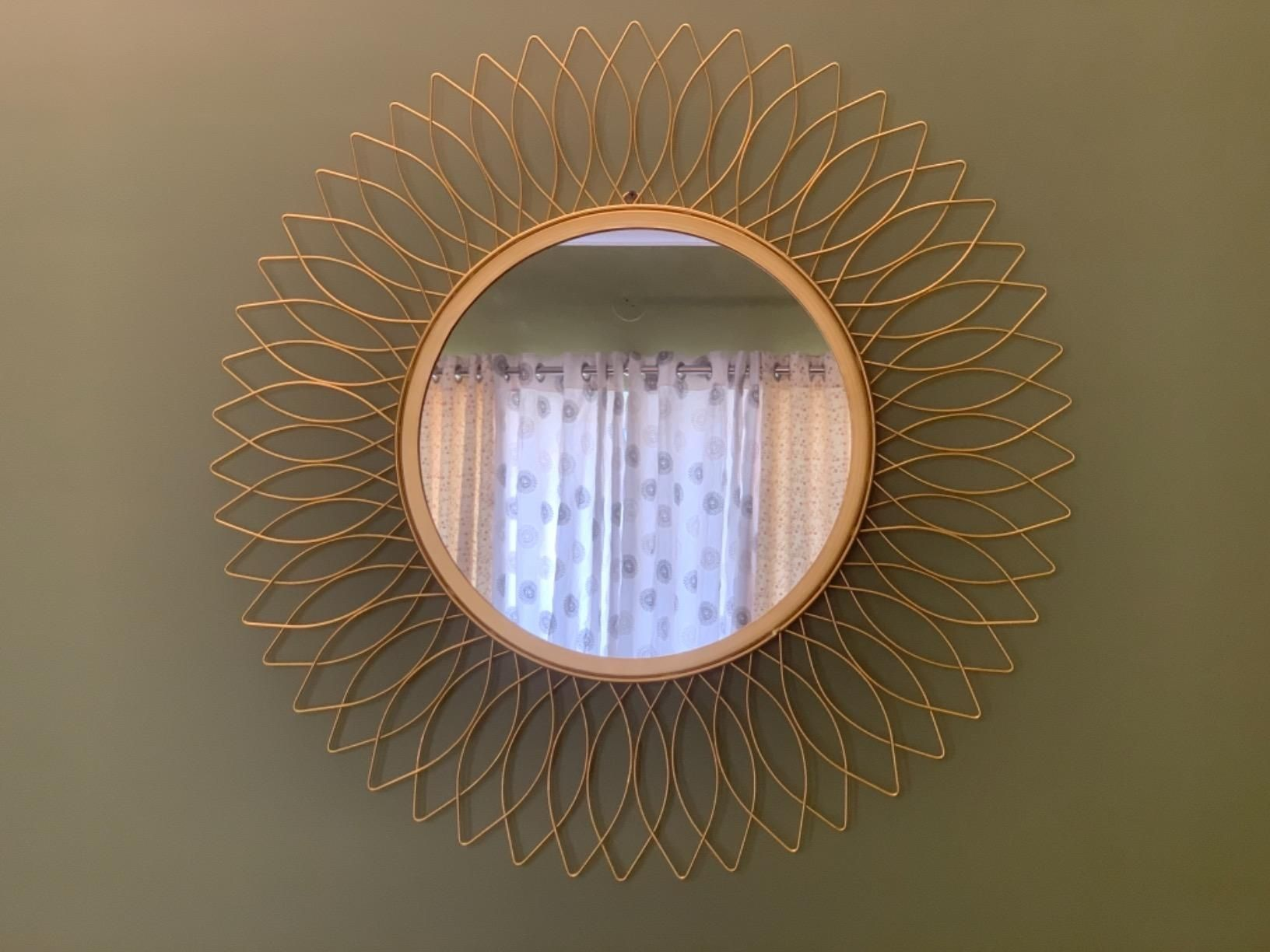 Buy Furnish Craft Beautiful Modern Designed Sunflower Iron