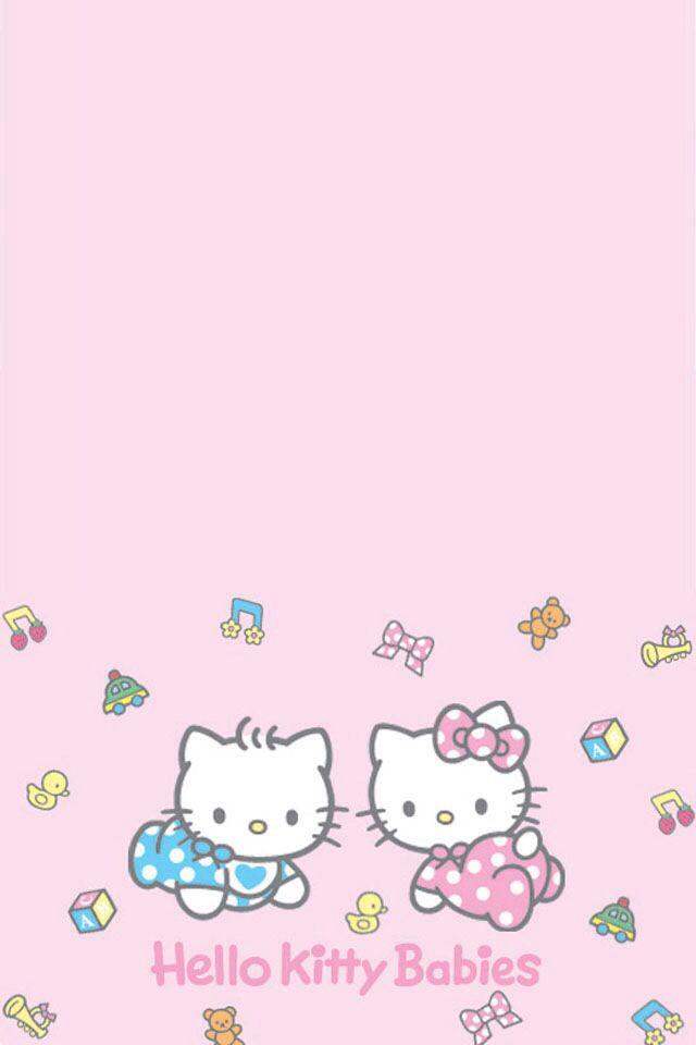 Baby Kitty Hello Kitty Backgrounds Hello Kitty Pictures Hello Kitty Wallpaper