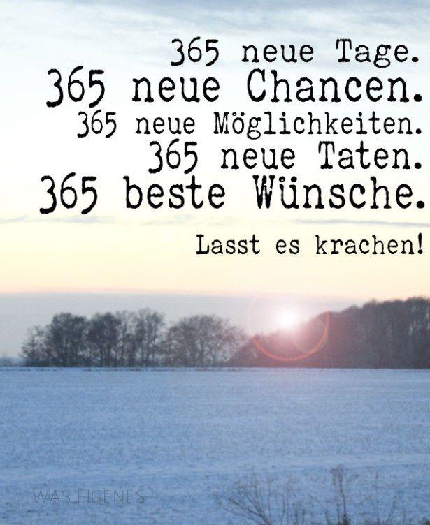 Gute Vorsätze & Wünsche für's neue Jahr. | Weihnachten | Birthday