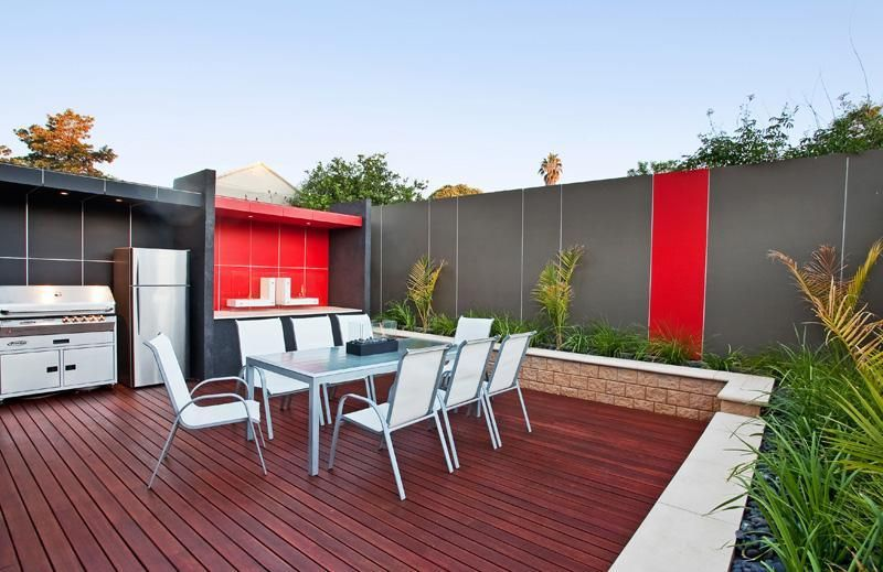 Tagged As Decking Fences Outdoor Living More Inspiration At Www - Backyard decking ideas