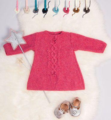 Modle Robe Fantaisie Layette Catalogue Bbs Enfants N111