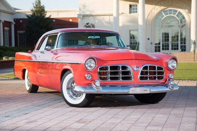 The Chrysler 300 Letter Series Is Beauty With A Hemi Blog Mcg
