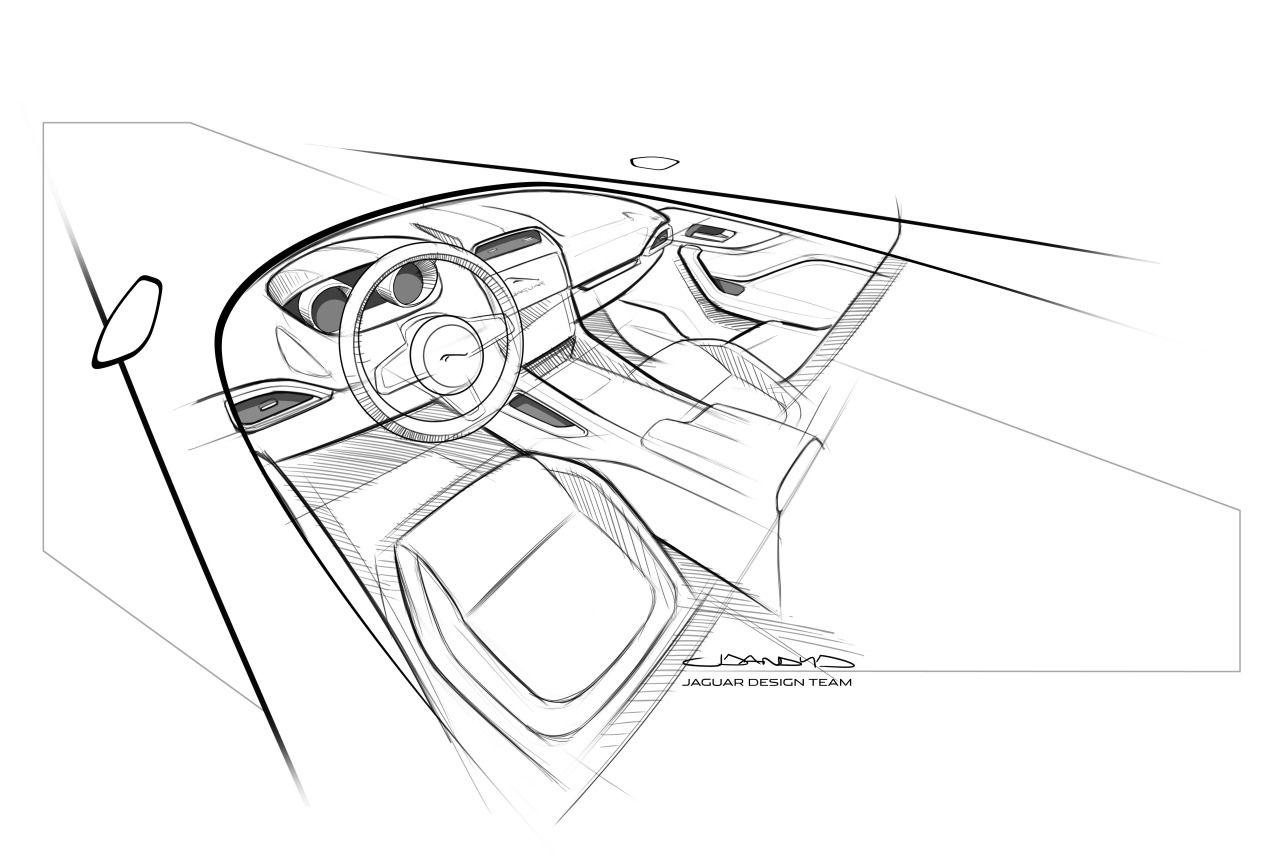Gashetka | Transportation Design | 2015 | Jaguar F-Pace S | Source