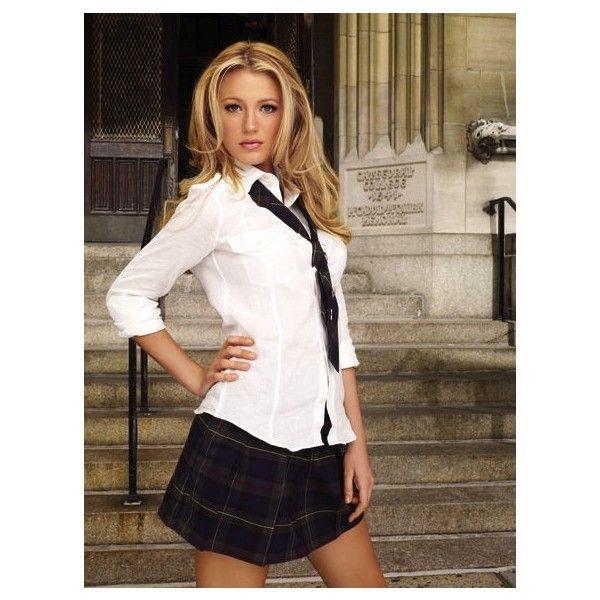 Xoxo Gossip Girl Wallpaper Xoxo Gossip Girl Serena S Constance School Uniform Liked