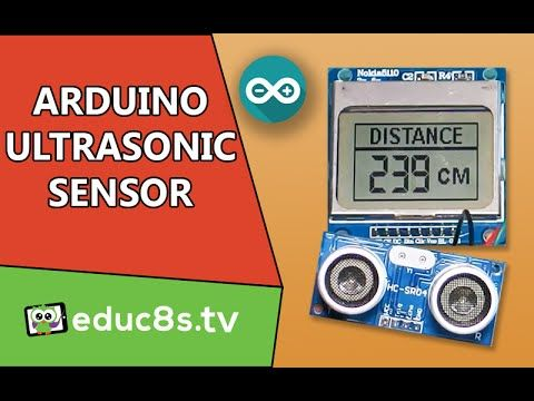 DIY Distance Meter With Arduino and a Nokia 5110 Display | Arduino