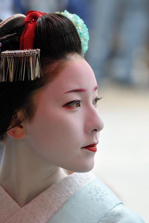 Maiko Makino, Gion Kobu (via 舞妓Haaaan!!!: *S H I N' S  P H O T O*)