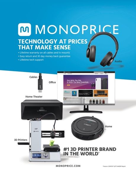 34e9443525c5 Technology at prices that make sense.  Monoprice