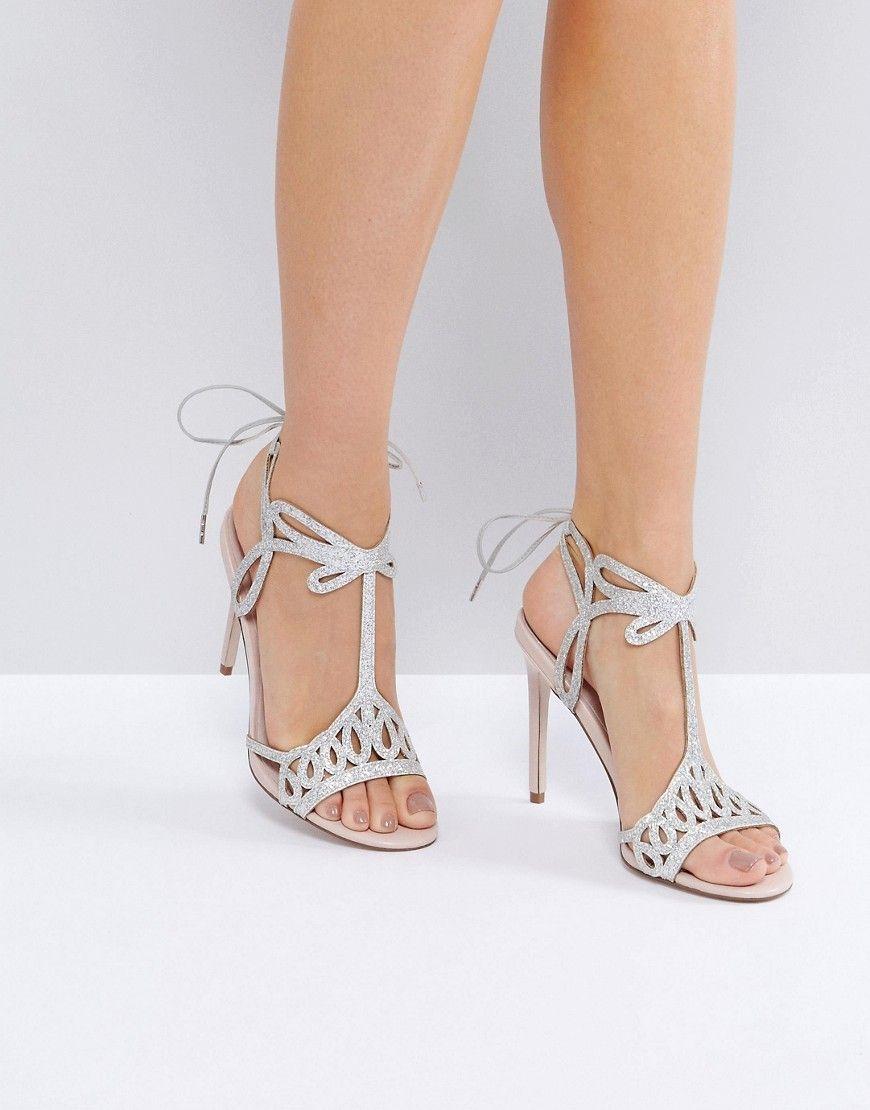 3efd2d207c5c5 Faith Fizz Cutout Heeled Sandals – Pink