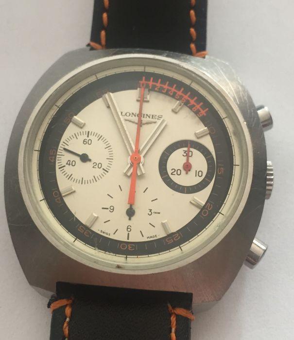 1a22c029f28 Longines Nonius 8271 Chronograph – Men s watch. - Catawiki