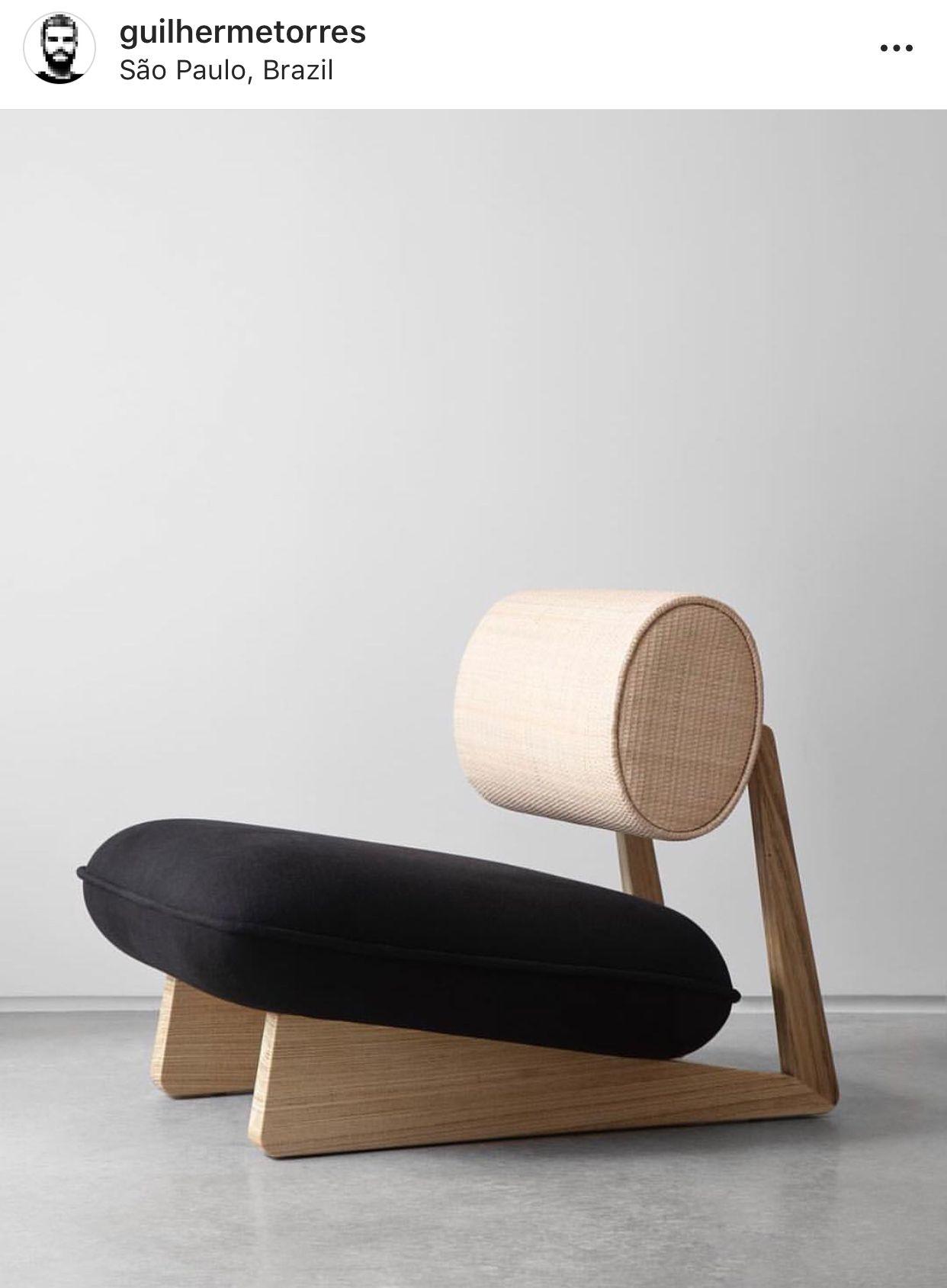 Retro futuristic version furniture design