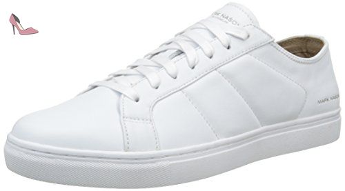 Skechers Utopia, Sneakers Basses Femme - Blanc (wht), 40 EU