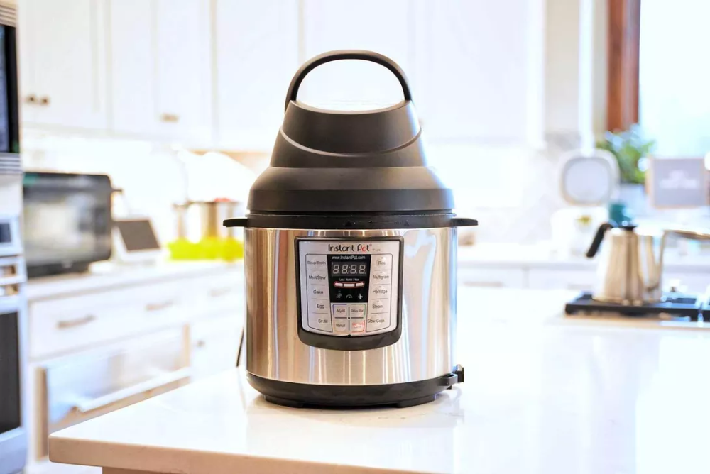 Instant Pot's new Air Fry Lid adds even more options to