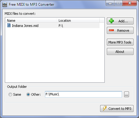 Free MIDI to MP3 Converter Offline Installer Free | Download