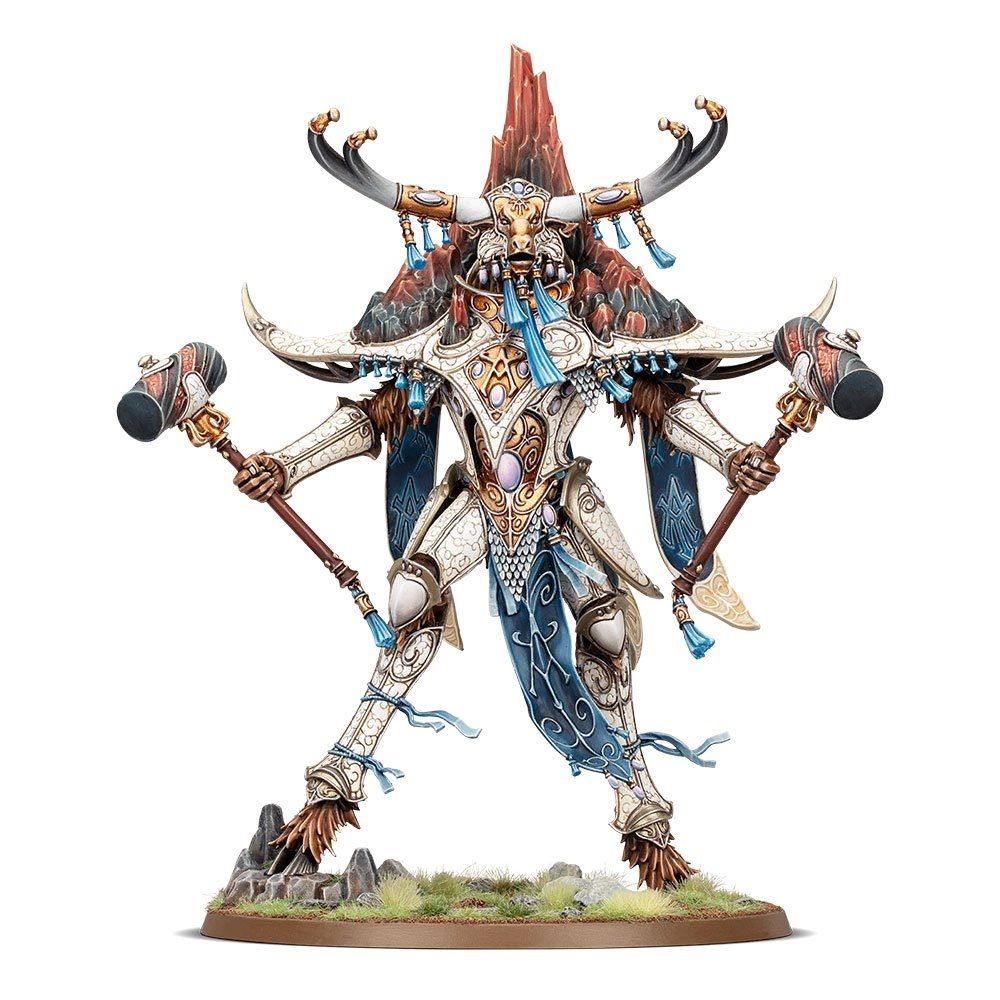Avalenor The Stoneheart King in 2020 Warhammer