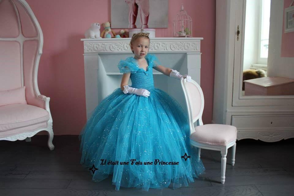 7ca5c61df5add Robe tutu princesse mariage baptême 9 10 ans   Mode filles par  il-etait-une-fois-une-princesse