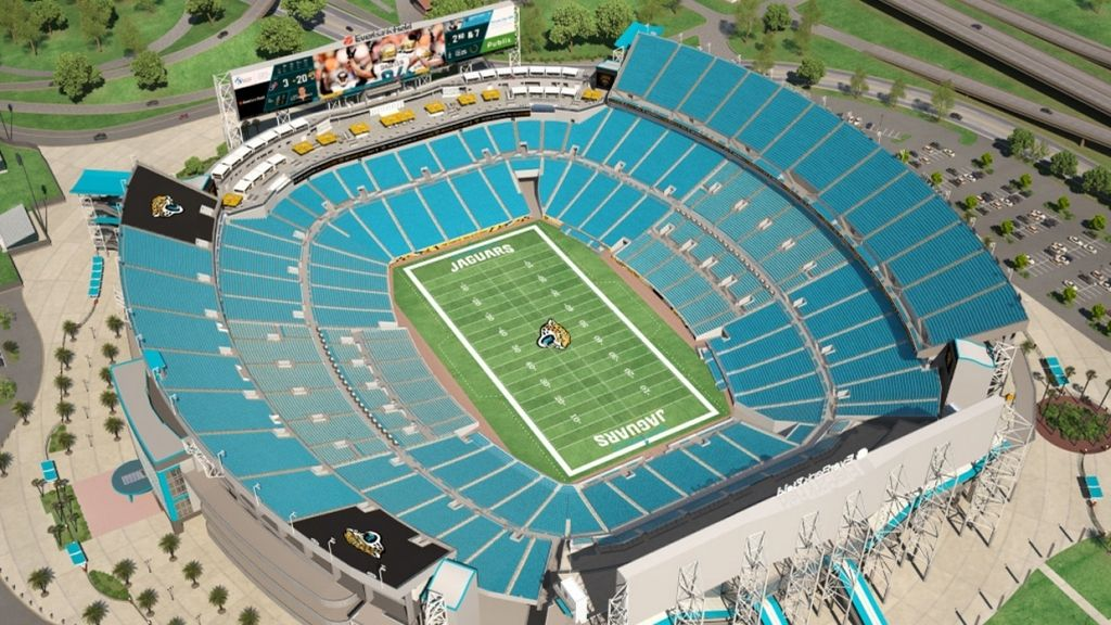 Stylish in addition to Interesting jaguars stadium in 2020