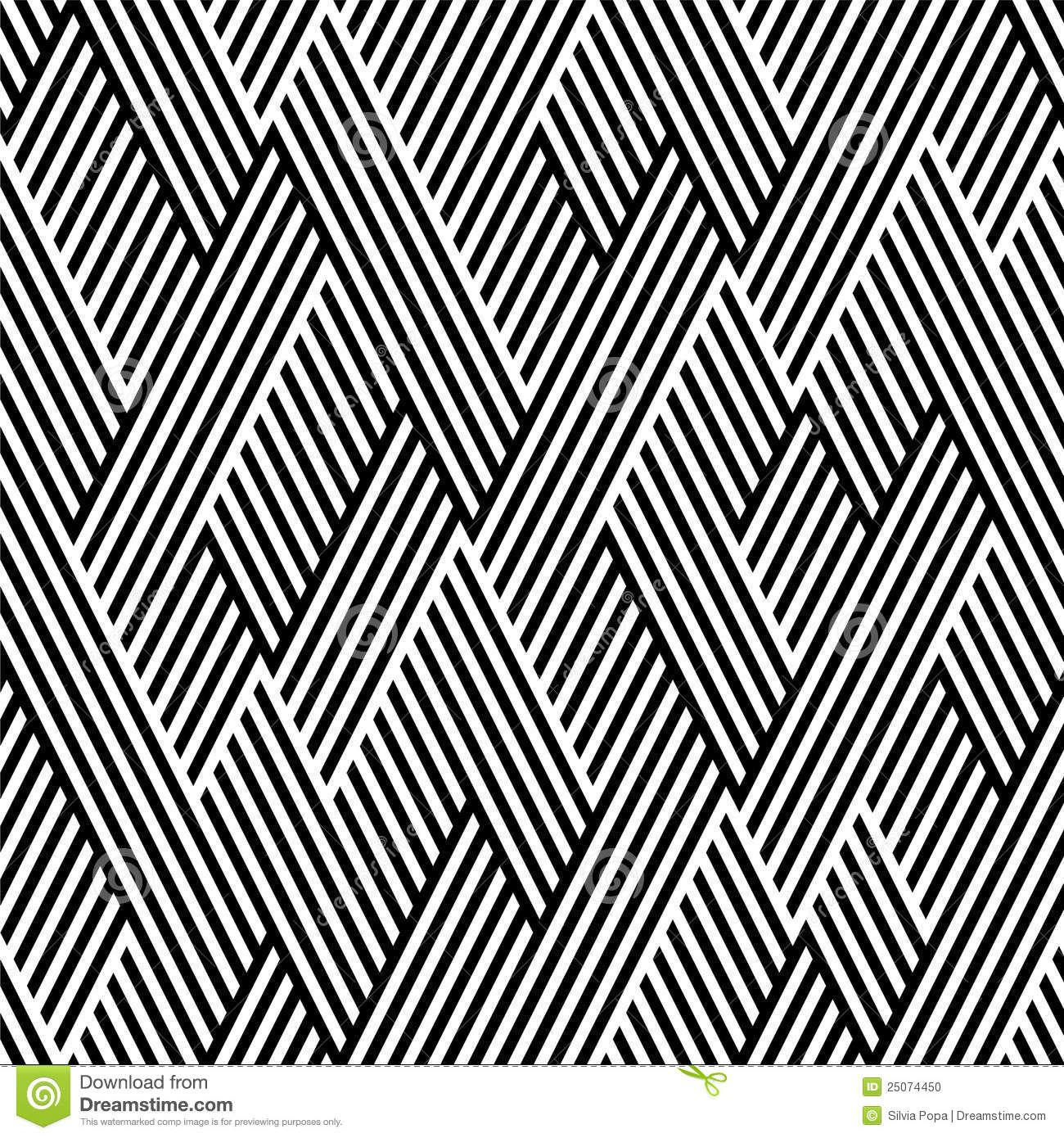 Black And White Line Designs : Fabric pattern bw on pinterest op art islamic and