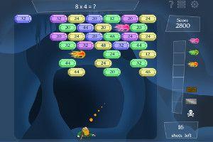 Reading Numbers - Mathsframe | Eric Maths yr3 | Math games