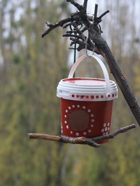 294Как сделать декоративные птиц