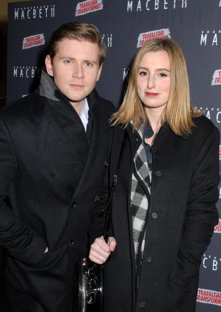 Downton Abbey - Lady Edith And Tom Branson