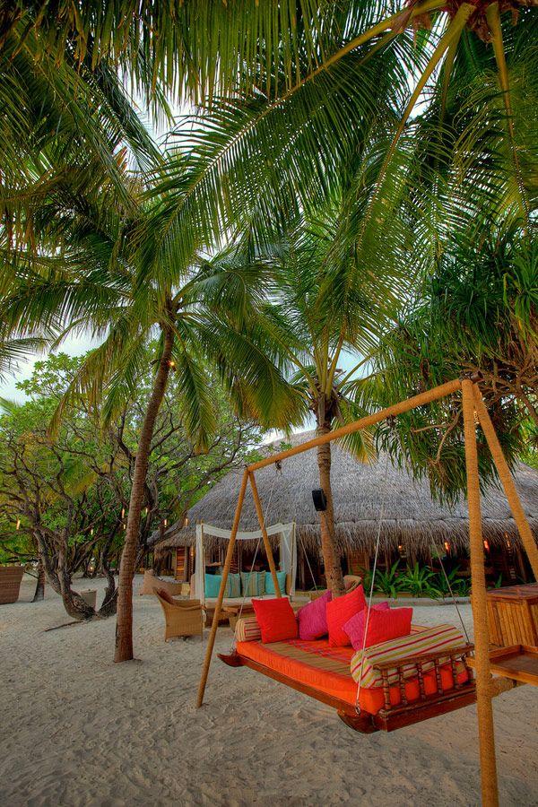 resort maldives 9 Scenic Holiday Retreats in Kanuhura Resort, Maldives