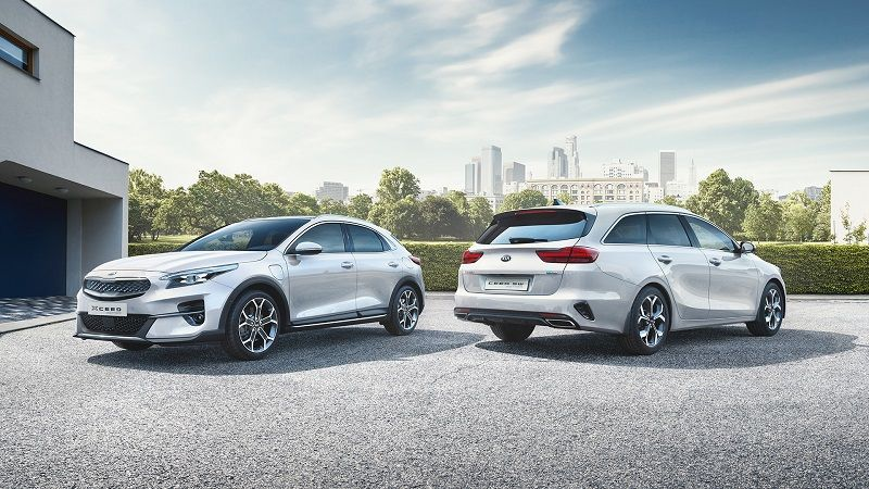 Kia Motors Dezvăluie Versiunile Plug In Hybrid Ale Kia Xceed și Ceed Sportswagon Kia Ceed Sw Kia Ceed Kia