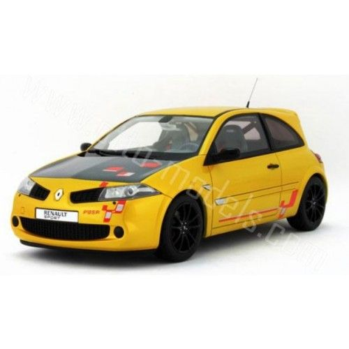 Renault Megane R26: Otto Renault Megane R26-R Yellow PRE ORDER