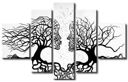 paisajes para pintar cuadros en blanco y negro buscar con google - Cuadros En Blanco Y Negro