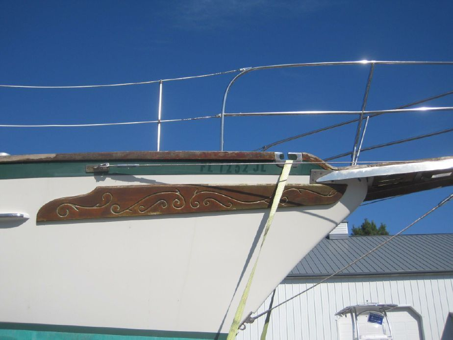 1991 Cabo Rico 34 Sail Boat For Sale - www.yachtworld.com