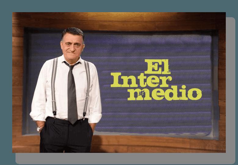 El Intermedio Cadena De Televisión Serie De Television El Intermedio
