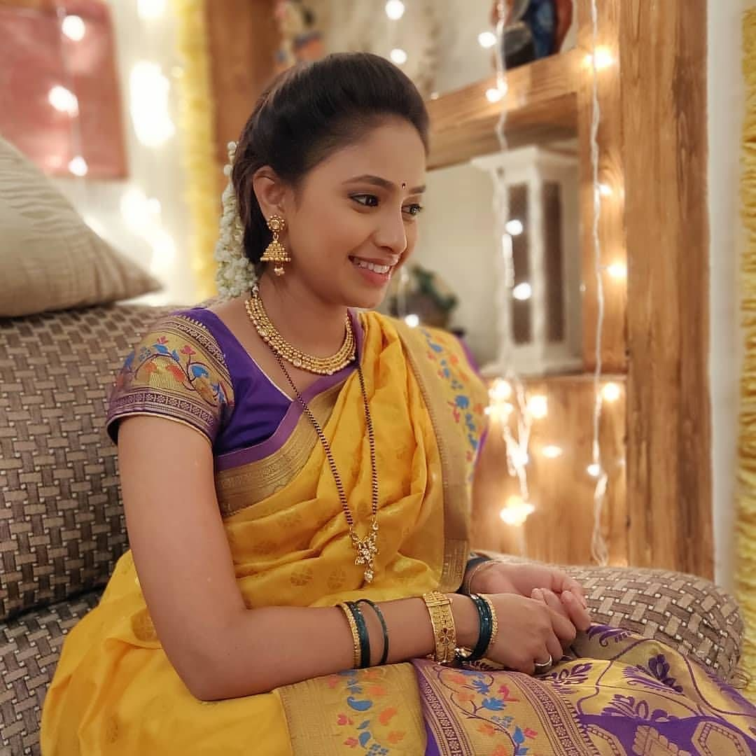 Smart marathi girl photo — 4