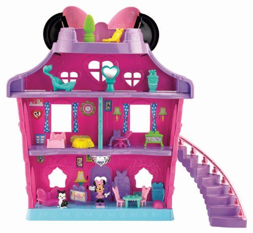 Best Toys For 3 Year Old Girls Minnie Mouse Toys Minnie