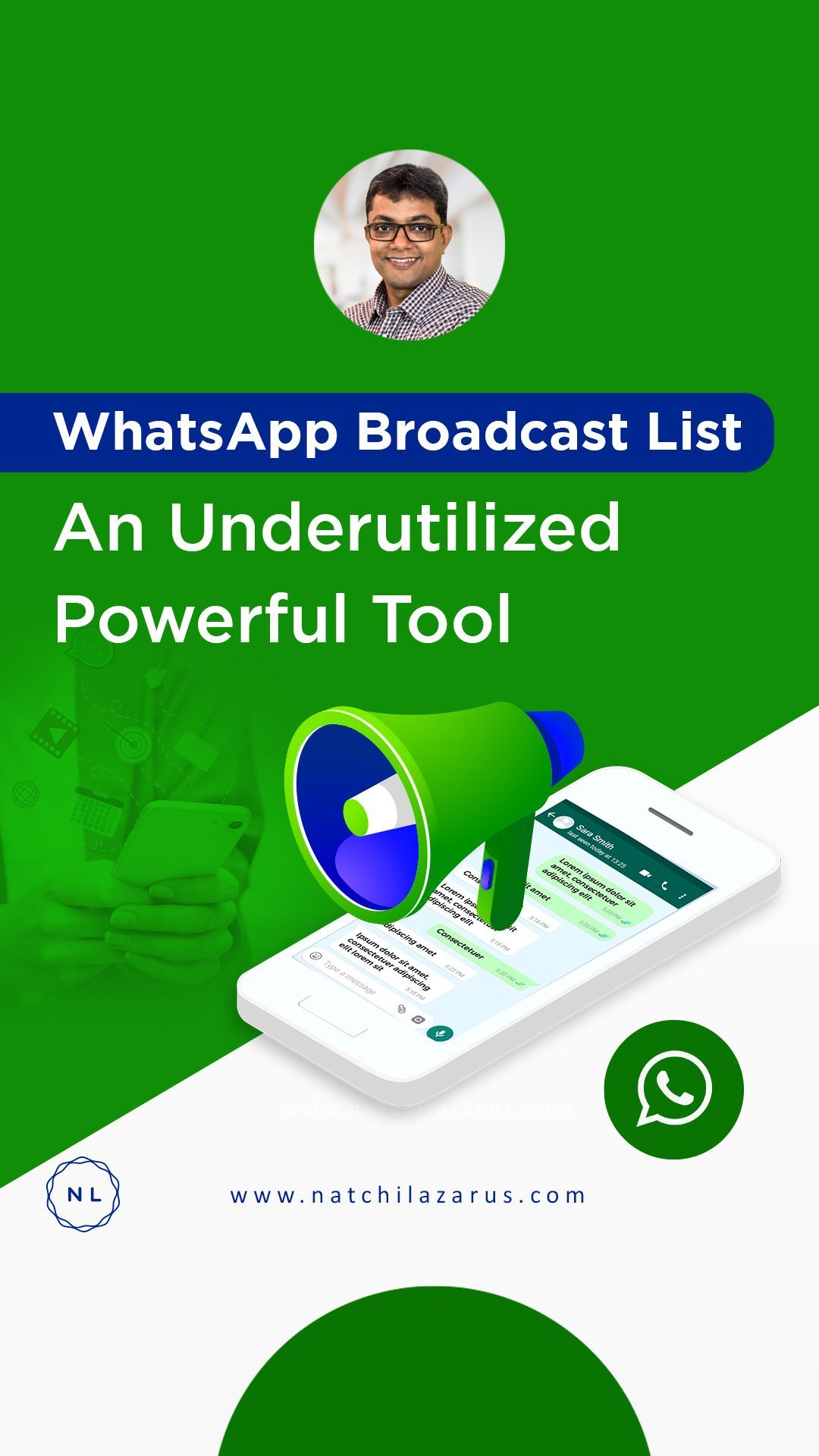 [WhatsApp Guide] How to use WhatsApp Broadcast List for