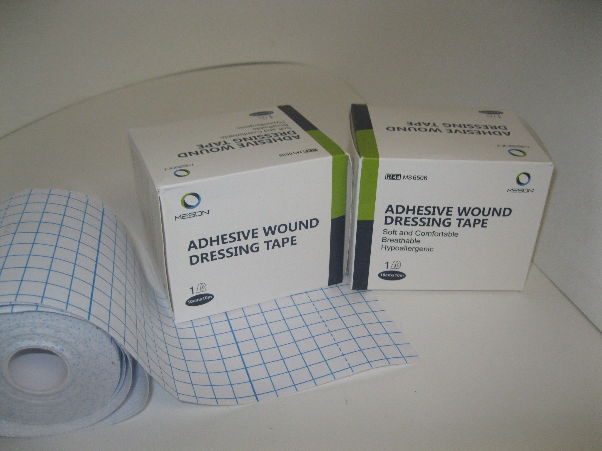 2 Rolls (boxes) of Meson dressing retention tape....fabric, cloth tape, 267
