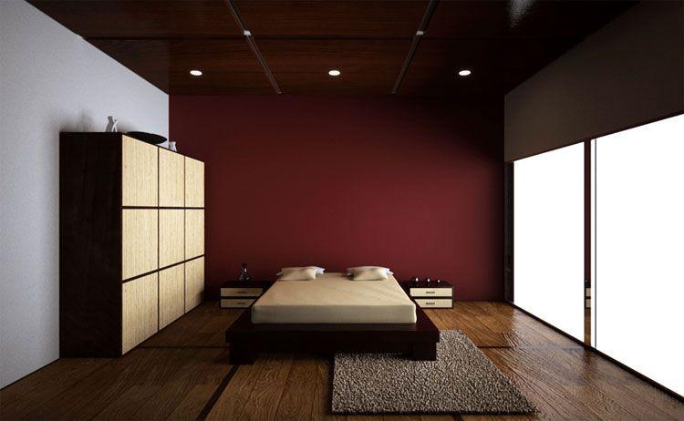 Decorazioni Camere Da Letto Moderne : 40 stupende camere da letto con design zen asiatico ispirazione
