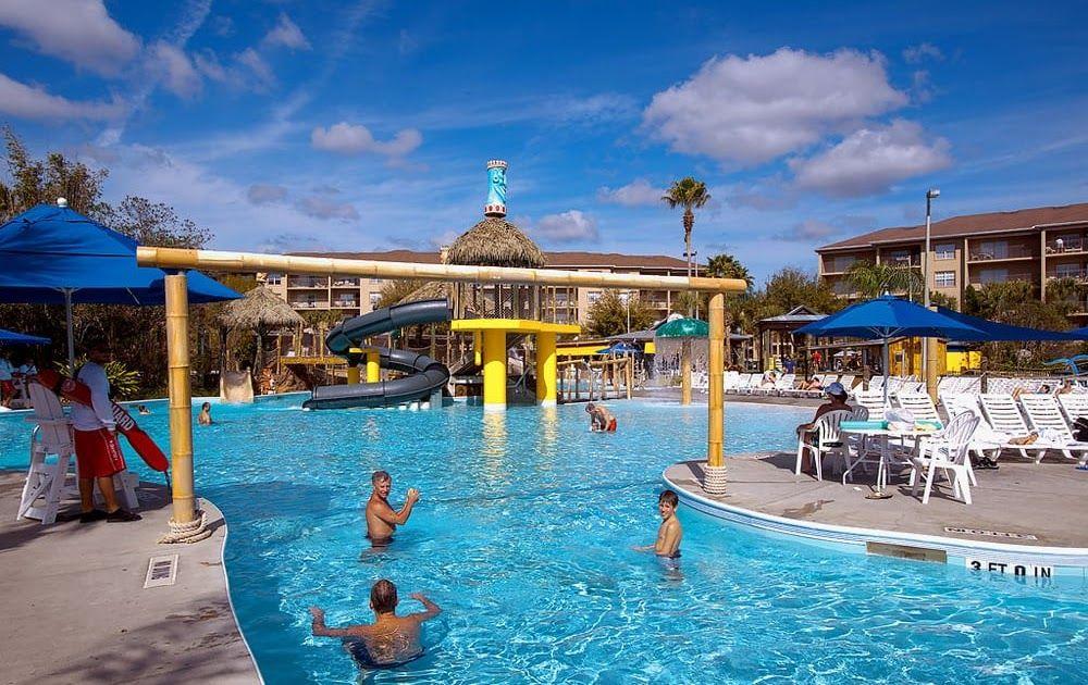 Liki Tiki Village Winter Garden Florida Family Vacation Family