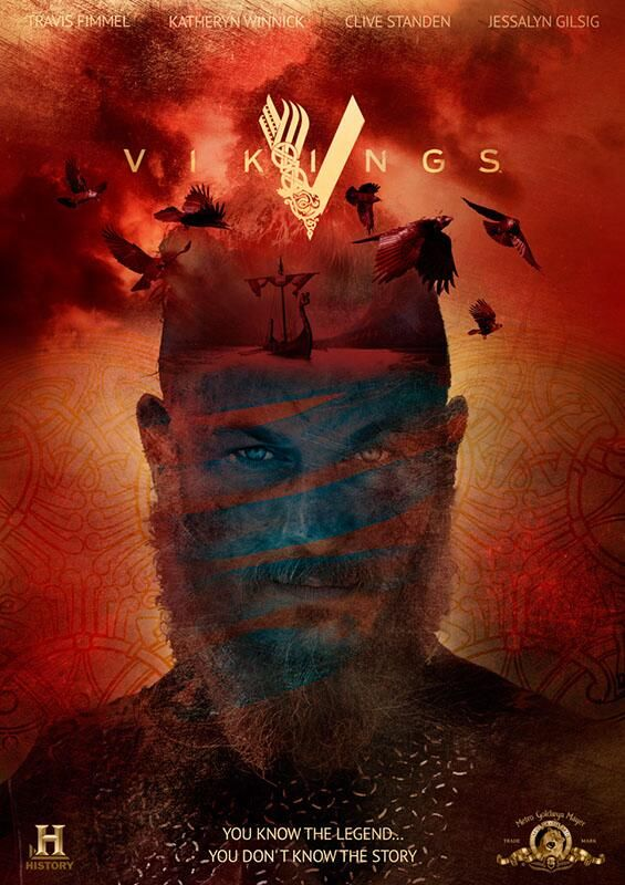 "Favori Embedded image permalink | ""History Vikings Art' by Various  WB92"