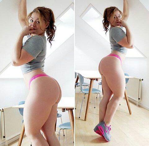 Omg milf split ass