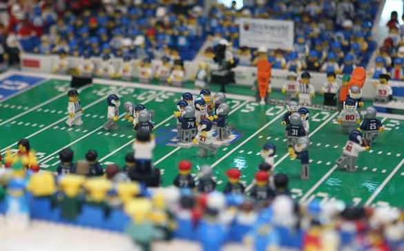 Official Blog of the National Football League | Lego, Geek stuff and ...