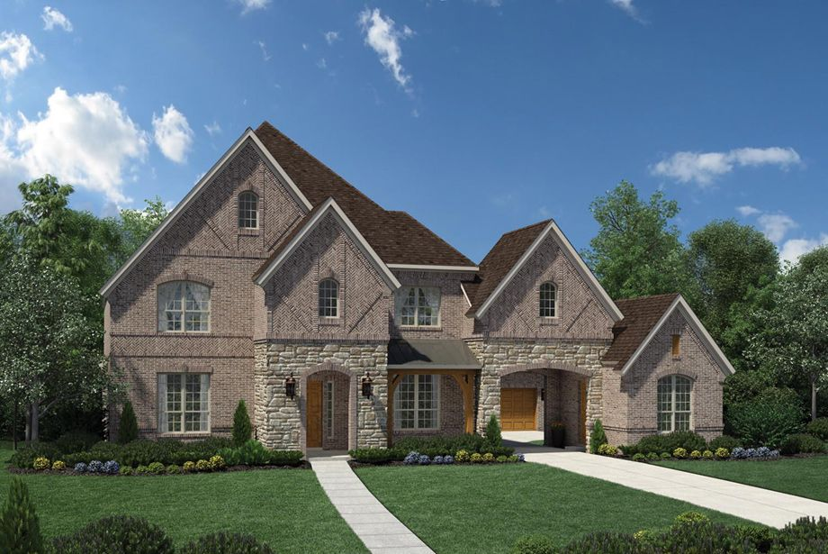 Toll Brothers - Venetian - The Manor