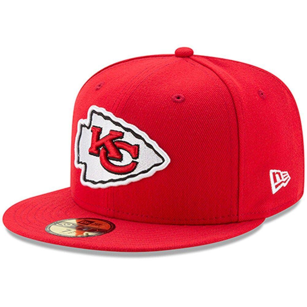 Kansas City Football 2020 Champions Hat Adjustable Baseball Cap Red