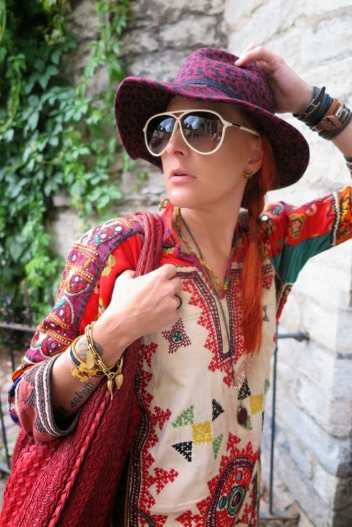 The wardrobe of Ms. B: a day trip to Tallinn