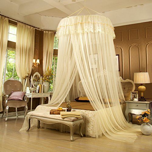 FGN Bed Canopy,Mosquito Net for bed, Canopy Bed Curtains