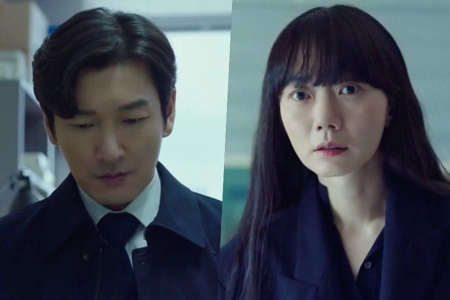 "Watch: Cho Seung Woo And Bae Doona Return To World Of ""Forest Of Secrets"" In Season 2 Teaser"