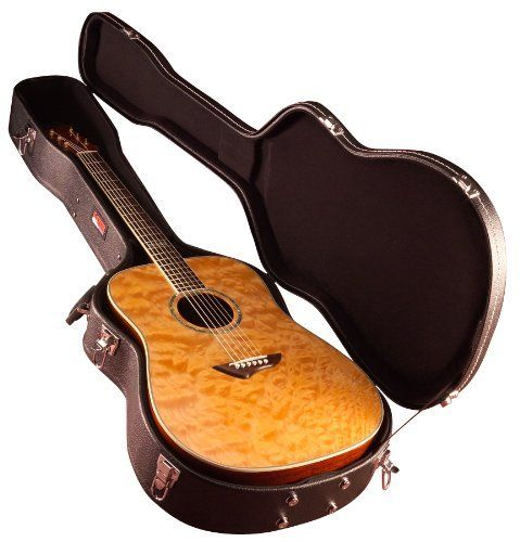 Gator Gwe Classic Acoustic Guitar Bag By Gator 70 28 Hard Shell Wood Case For Classical Guitars Guitar Accessories Guitar Electric Guitar Accessories