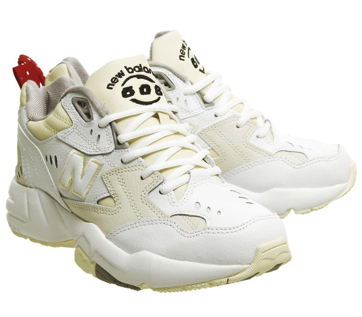 neue Stile erster Blick Verkauf Einzelhändler New Balance 608 White Cream - His trainers | spring/ summer ...