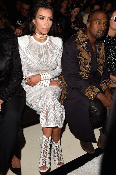 Kim Kardashian In October 2007 Kardashian In Addition To Her Mother Kris Jenner Her Step Parent Caitlyn Jenner Her Siblings Kourtney Khloe And Rob Kardashi