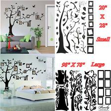 tree wall decal in Home Decor  | eBay