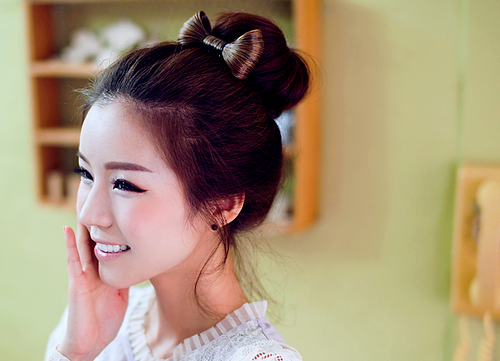 Korean Hairstyles Tumblr Hair Pinterest Sock Buns Medium - Korean hairstyle on tumblr