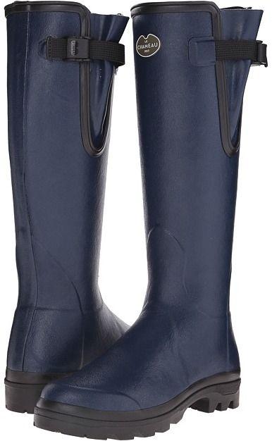 Shelby Matte Waterproof Rain Boot